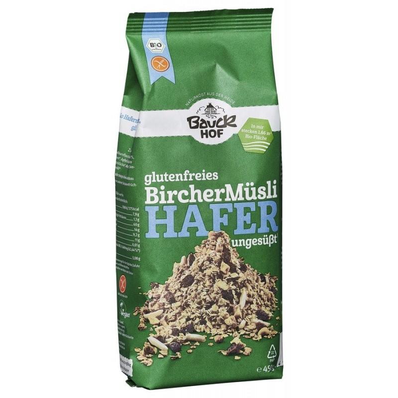 Birchermüsli Hafer 450 gram
