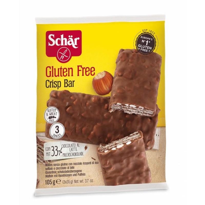 Crisp Bar 3-pack 105 gram
