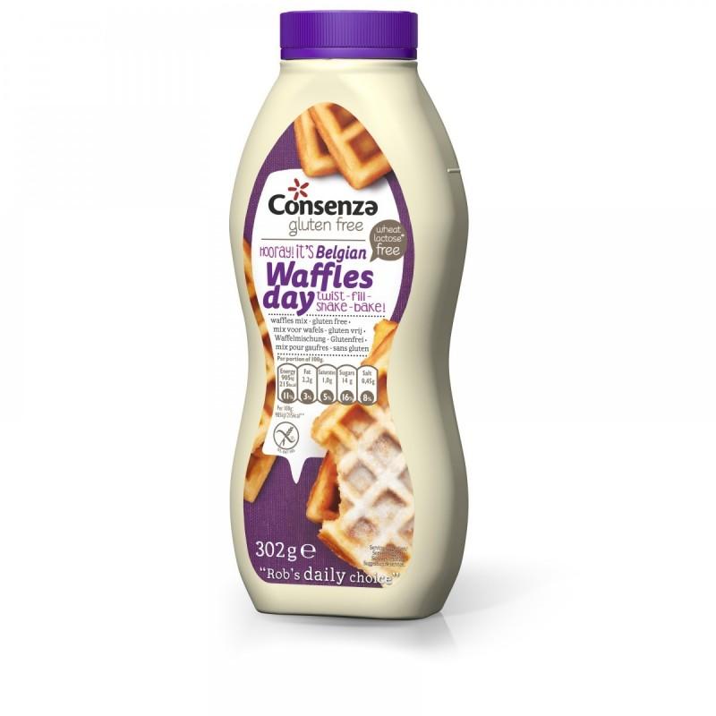 Waffle shaker 302 gram