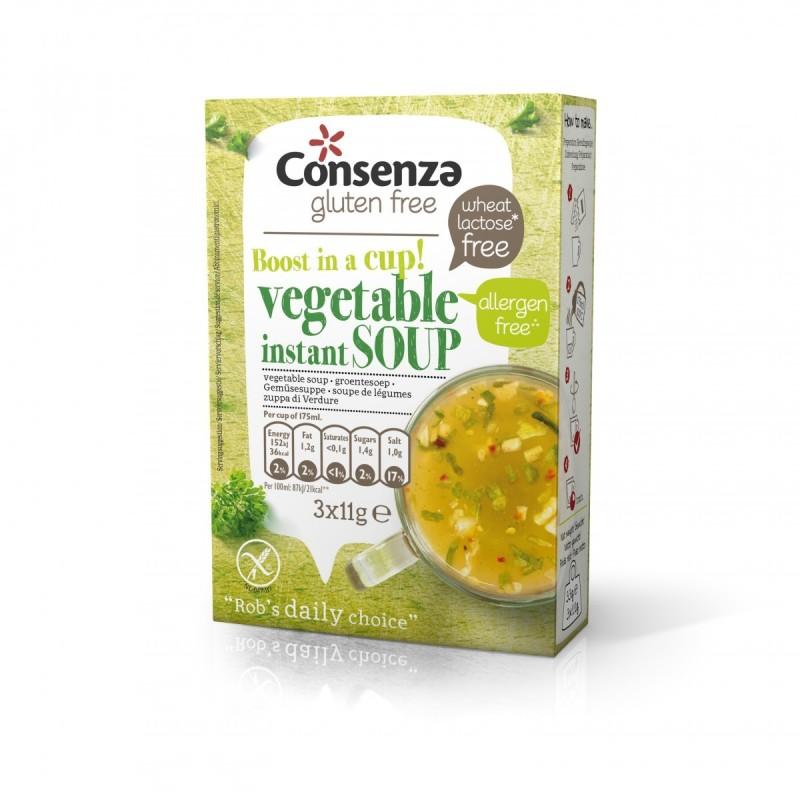Instant Gemüsebrühe 33 gram