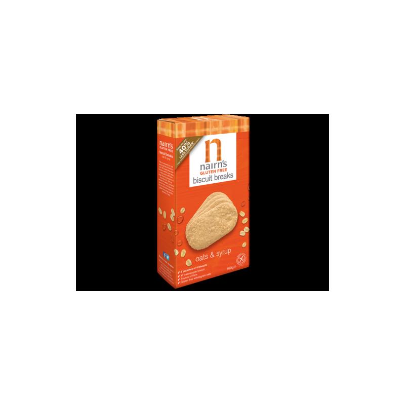 Biscuit Breaks Oats & Syrup 160 gram