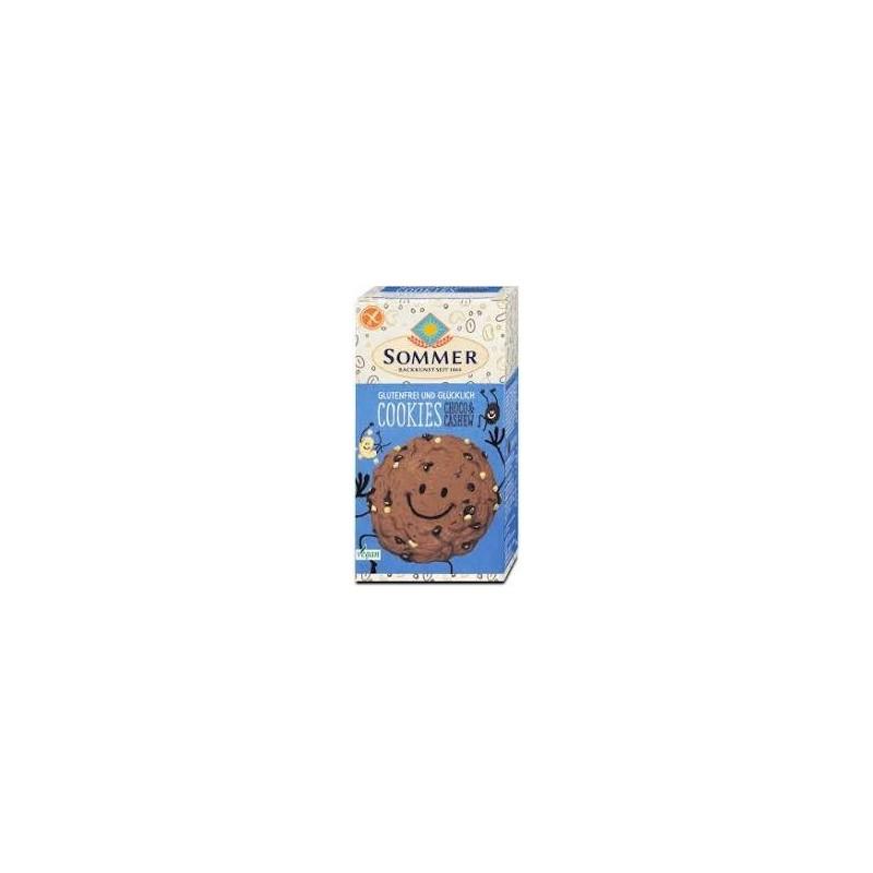 Schoko Cashew Cookies 125 gram