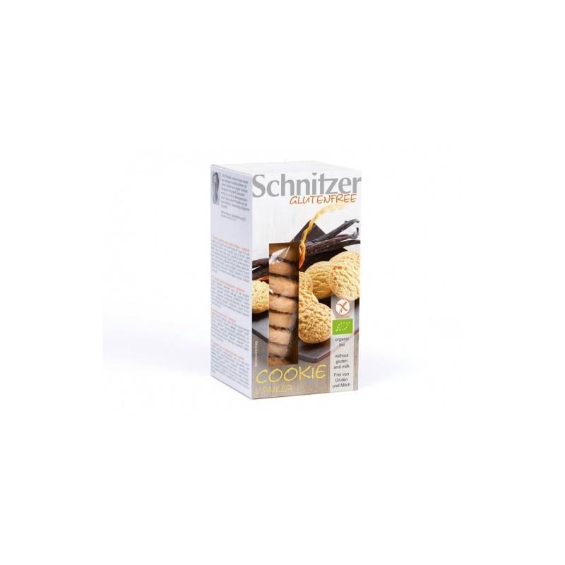 Organic Cookie Vanilla 150 gram