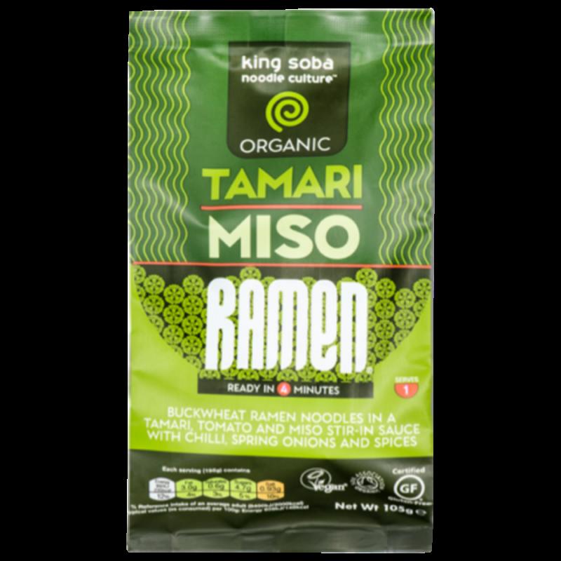 Tamari Miso Ramen 105 gram