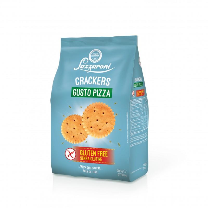 Crackers gusto pizza 200 gram
