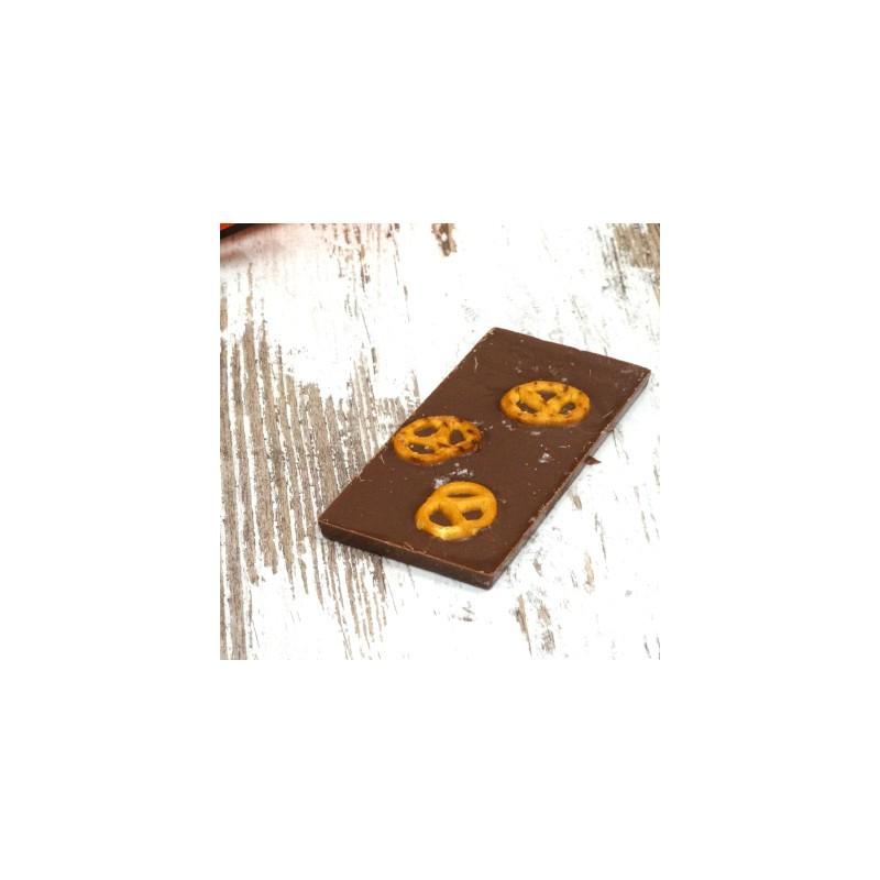 Schokolade Tafel Brezeln und Salz 90...