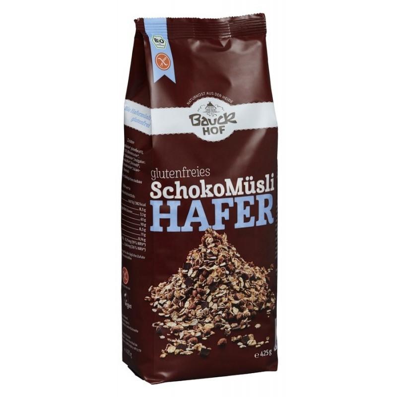 Schokomüsli Hafer 425 gram