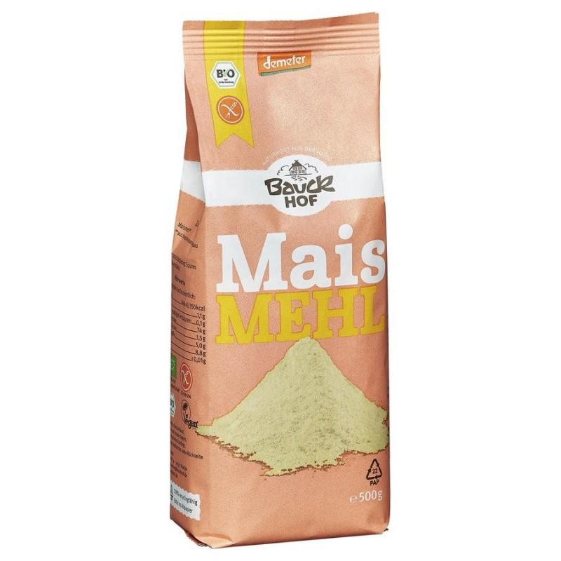 Maismehl Demeter 500 gram